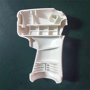Yellowing resistant flame retardant ABS V0
