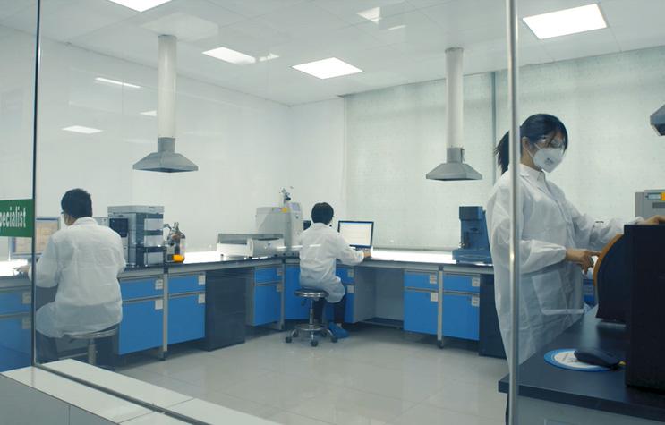 Estableció la Ingeniería Nacional de Investigación Postdoctoral — Polyrocks Chemical Station